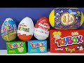 Big Toybox Ülker Smart Cosby Kinder Sürprise Toybox Sürpriz Yumurta ve Kutular Açıyoruz