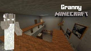 Granny in Minecraft Trailer