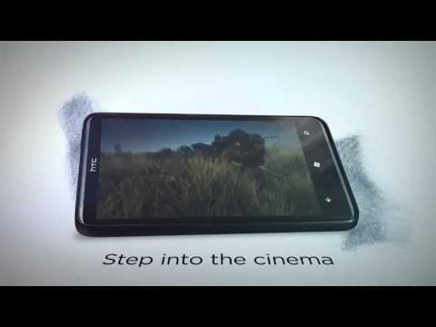 HTC HD7 — First Look