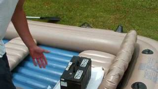 Intex Excursion Inflatable Boat - Out of Box Review