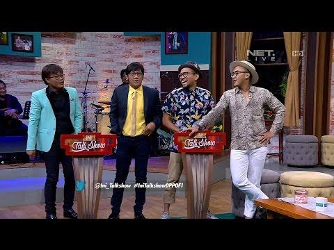 Host Ini Talk Show Dan Host The Comment Bermain Cocok Engga Sih - Ini Talk Show 2 Maret 2016