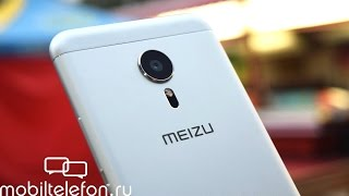 Meizu Pro 5: быстрый обзор, распаковка, сравнения с MX5 и iPhone 6 Plus (unboxing, preview)