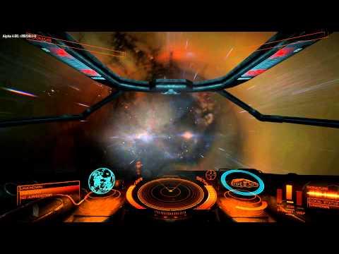 Elite Dangerous - Alpha 4.0 Hyperdrive
