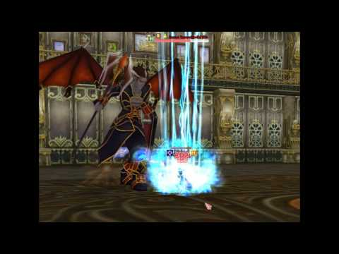 Watch [Flyff MMORPG] I love my Templar [Flyff Hero League][HollyKnight]