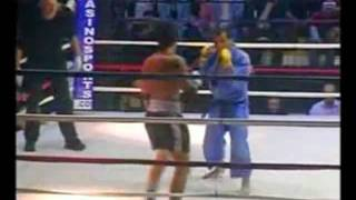 Judo vs Muay Thai