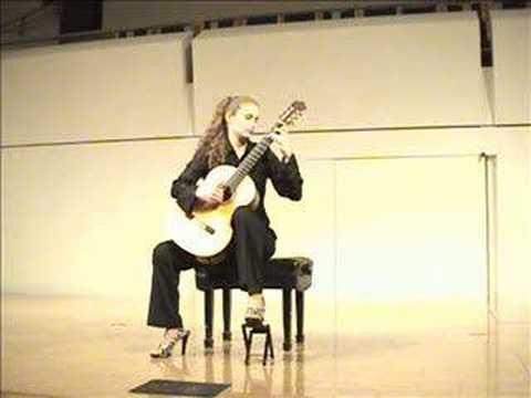 Chaconne Klaverenga -- Grand Overture -- Mauro Giuliani