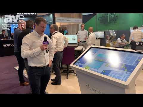 ISE 2019: TOP-TEC Presents Wayfinder Wayfinding Solution