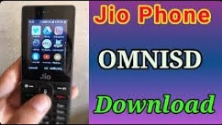 How to download omni sd and jb store in jio phone in assamese.
