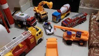Xe đồ chơi trẻ em [ xe cứu hỏa ,xe bồn ,xe đổ rác] children's toy car # Xe đồ chơi # Car toy