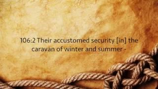 106. Quraysh (Quraysh) – سورة قريش