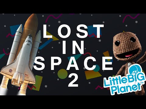 Little Big Planet: Apollo 13 (2/2)