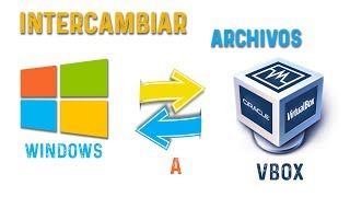 Instalar Guest Addition (Virtual Box) compartir archivos || Enviar archivos entre virtual-física