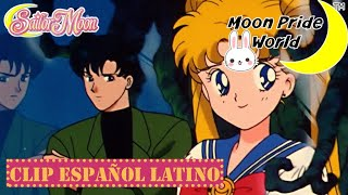 Sailor Moon - Episodio 34 Tuxedo Mask Español Latino