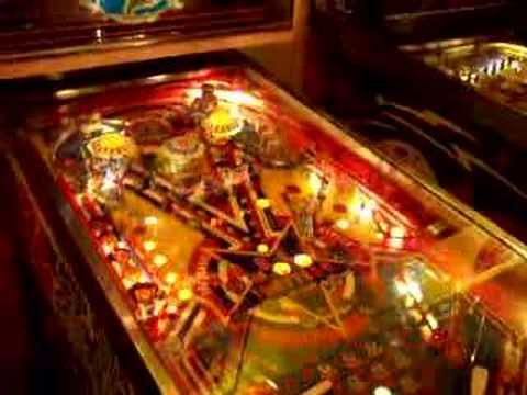 Harlem Globetrotters Pinball at Funspot