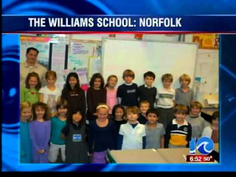 The Williams School in Norfolk - 6:50 a.m. - 11/04/2011