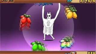 BATTLE CATS!!! Catfruit Evolution Tecoluga 3rd form