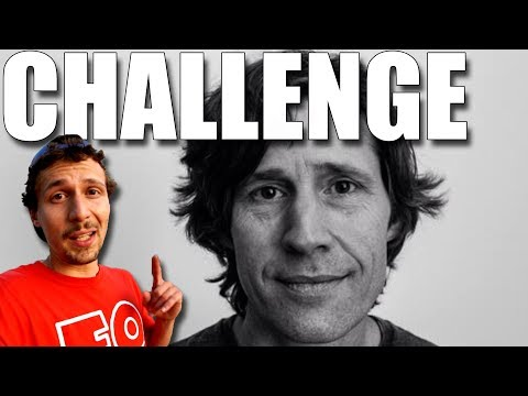 Rodney Mullen Challenge!