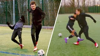 THE ART OF DIVING | HOW TO ALWAYS WIN FREE KICKS ft. JACK WHITEHALL