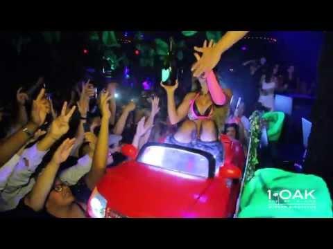 Major Lazer at 1 OAK Nightclub on Labor Day Weekend