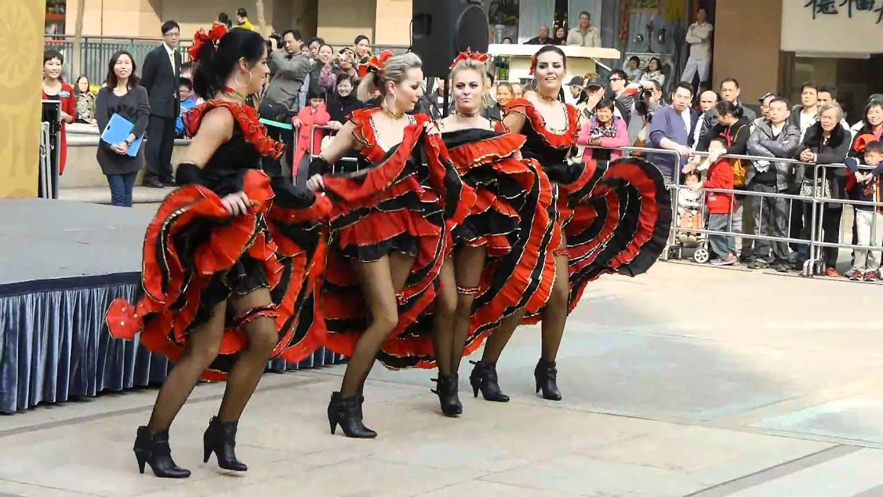 Танцевать канкан без трусов 5 фотография