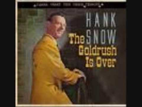 Snow Hank - The Gold Rush Is Over