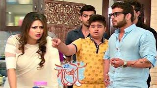 Yeh Hai Mohabbatein 21st November 2016 Full Episode On Location - News - Ishita, Raman, Shagun