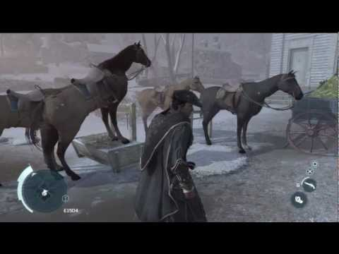 Assassin's Creed Iii Animal Porn video