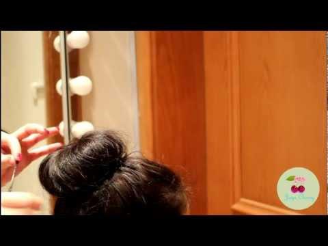 DIY: كيف تسوي كعكة الشعر بـ شراب + طريقتين لـ تسريحه صيفيه Music Videos