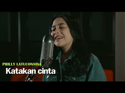 Prilly Latuconsina - Katakan Cinta (Offical Lyric Video) | Soundtrack BMBP Bawang Merah Bawang Putih