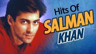 Best Of Salman Khan Songs JUKEBOX {HD} - The Sultan Of Bollywood - Evergreen 90's Hindi Songs