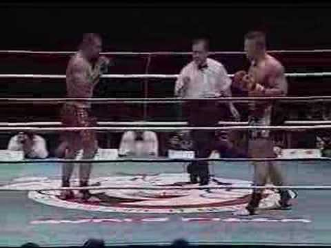 Jerome Le Banner vs Andy Hug Image 1