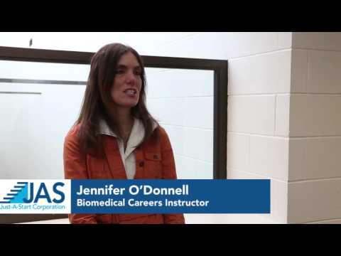 What Is The JAS Biomedical Careers Training Program?