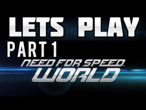 Lets Play Need for Speed World Part 1 (HD/German) - Das Tutorial