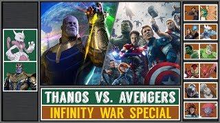 Avengers vs. Thanos - Infitiny War Special (Pokémon Sun/Moon) - Pokémon/Marvel Crossover