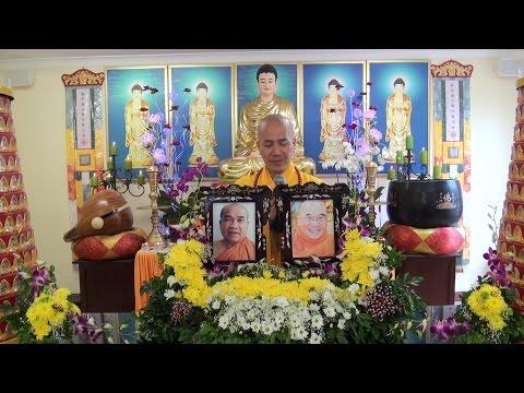 Đạo Phong Tỏa Chiếu : Thầy Thích Thiện Hữu...23 - 8 - 2015