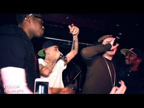 Benny Banks Live @ o2 Academy ft Dappy, Joe Black & Blizzard | Link Up TV