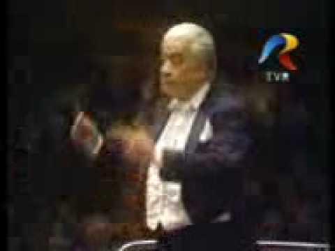 Sergiu Celibidache - La forza del destino (overture), Giuseppe Verdi
