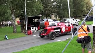 Napier Bentley / RR Gathering 2012 -- Pure Engine Sound