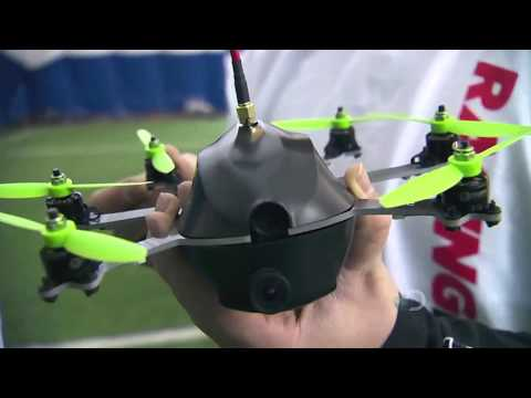 Daily Planet E39 FPV Drone Racing - Discovery Canada