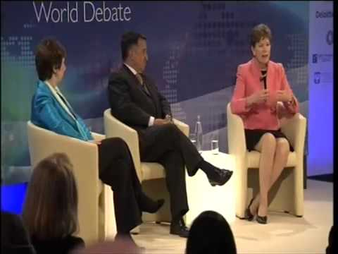 Have the Western policies failed North Africa and the Middle East?  BBC World Debate