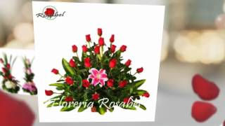Florerias en Lima Perú - Arreglo Floral Lima - Florería Rosabel
