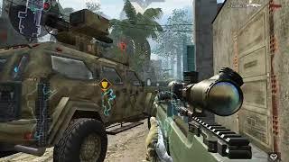 Warface Alain Gsd 11 en mode facil 1 sniper