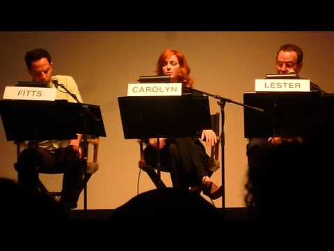 Jason Reitman's American Beauty Live Read at TIFF 2012