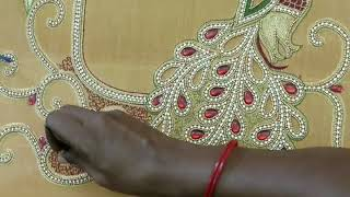 Faamys Fashions blouseembroidery bridal