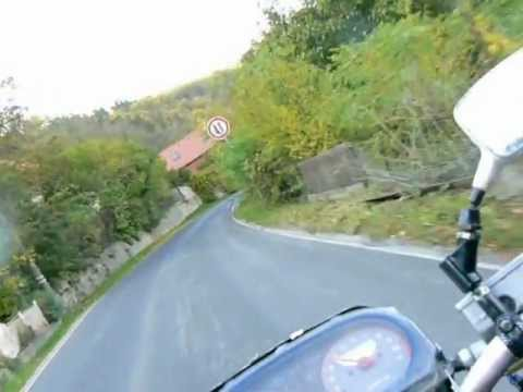 yamaha xj 600 diversion onboard czech republic