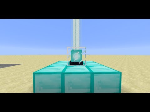 MCEdit Filters: Enchantments, Beacons and Random Blocks