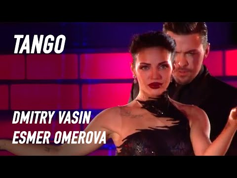 Dmitry Vasin - Esmer Omerova, Argentine tango   Showcase
