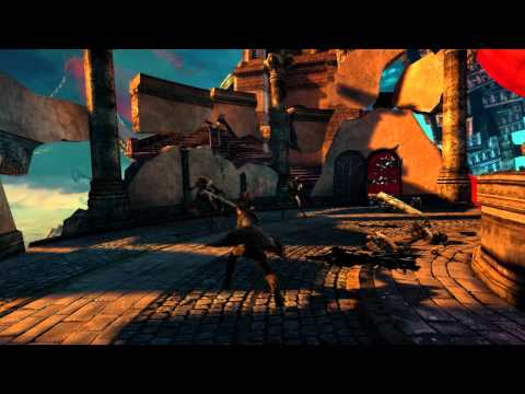 DmC Gameplay Vignette - The Secret