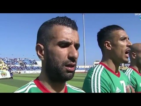 Cape Verde - Morocco Africa Cup of Nations - Qualification 2016