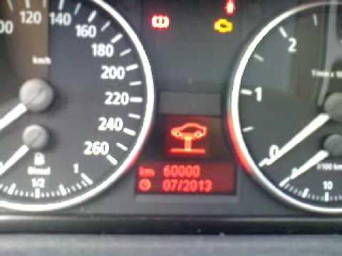 Kasowanie inspekcji BMW E90 / E91 / E92  SERIVCE INSPECTION